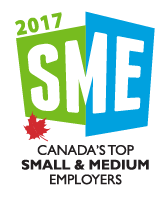 2016 Canada's Top Small and Medium Employers