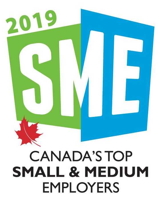 2019 Canada's Top Small and Medium Employers